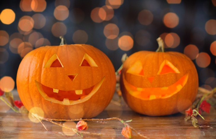 Healthy Halloween Kids Tips