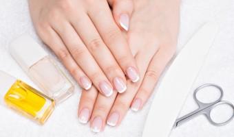 Applying Acrylic Nails at Home