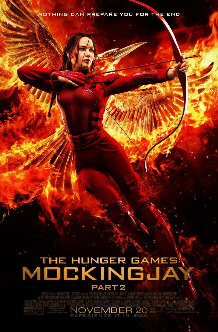 The Hunger Games: Mockingjay Part 2 - Tickets on Sale, Plus Final Poster Revealed