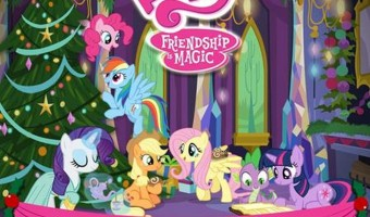 My Little Pony Holiday Album Drops November 6 –  'A Pony Kind of Christmas'