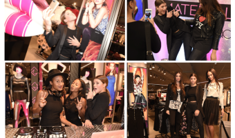 Sofia Richie Celebrates Madonna's Material Girl Brand's 5th Birthday at Macy's