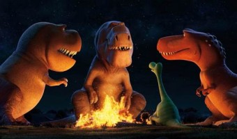 Three Brand New Clips from Disney's 'The Good Dinosaur'