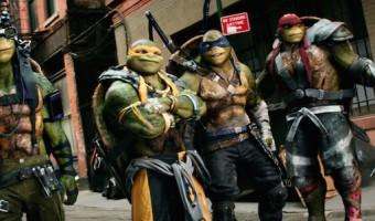 Teenage Mutant Ninja Turtles: Out of the Shadows –  New Teaser Trailer