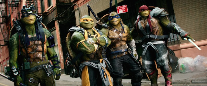 Ninja Turtles Sequel