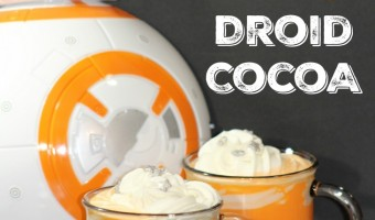 Star Wars BB-8 White Chocolate Hot Cocoa
