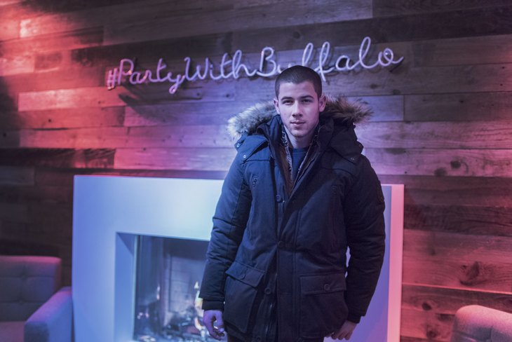 Nick Jonas in Buffalo David Bitton