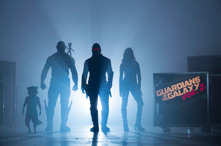Guardians of the Galaxy Vol. 2 Begins Principal Photography