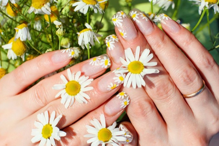 Beautiful Nail Art Ideas for Summer