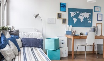 What Is The Best Color To Paint Your Teen's Bedroom?