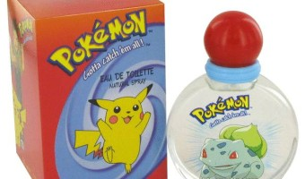 Pokemon Perfume Takes The Internet By Storm – You Can Smell Like Pikachu!
