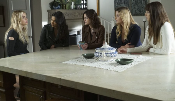 7 Great Quotes from Pretty Little Liars