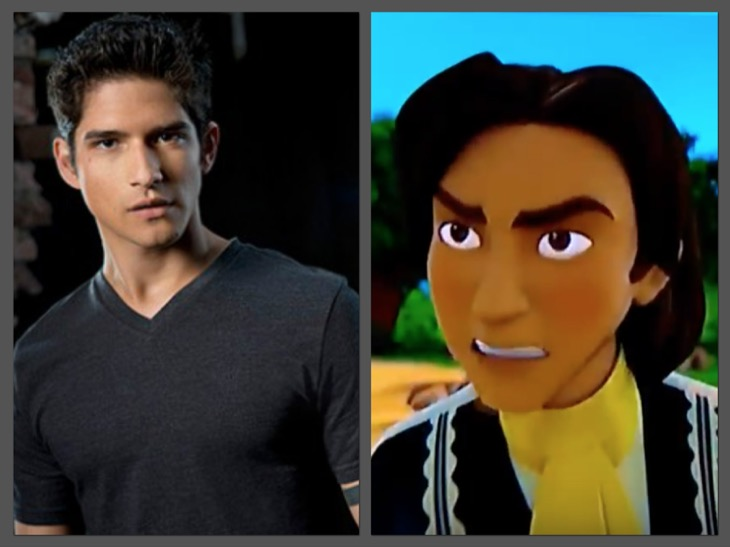 "Teen Wolf Star Tyler Posey Can Sing – Check Him Out In New ""Elena Of Avalor"" Clip"