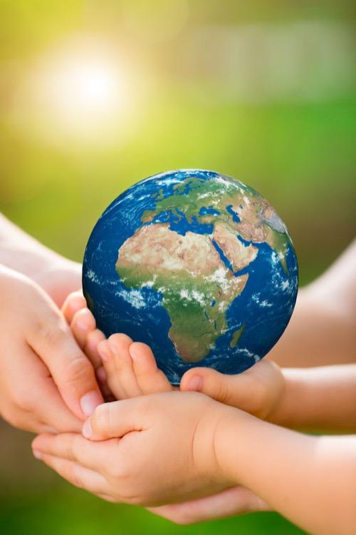 Happy World Peace Day November 17 - Make A Positive Change!