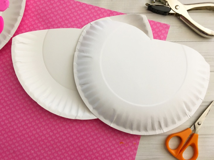 Easy Valentine's Days Card Holder Craft For Kids