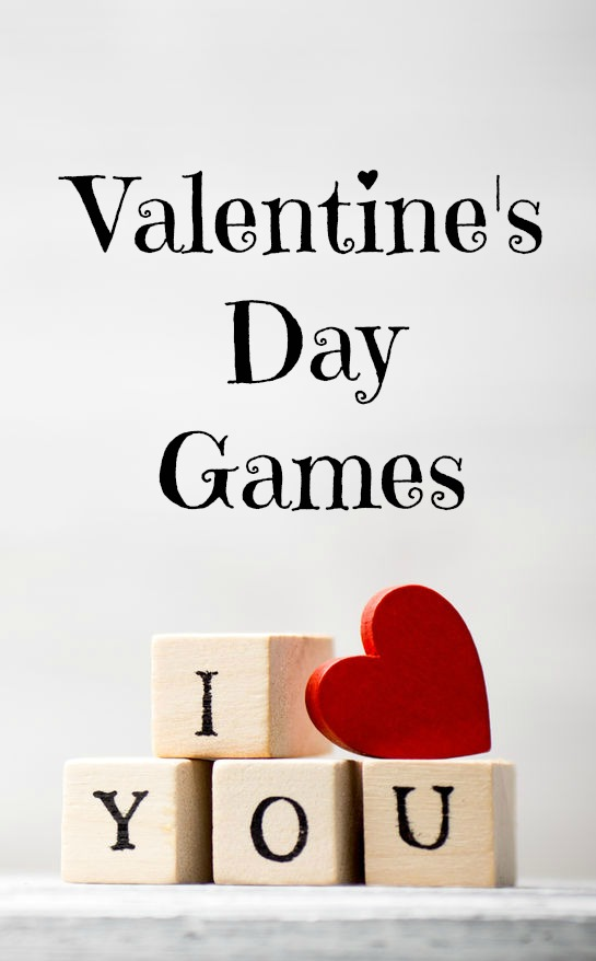 great valentines day party game ideas