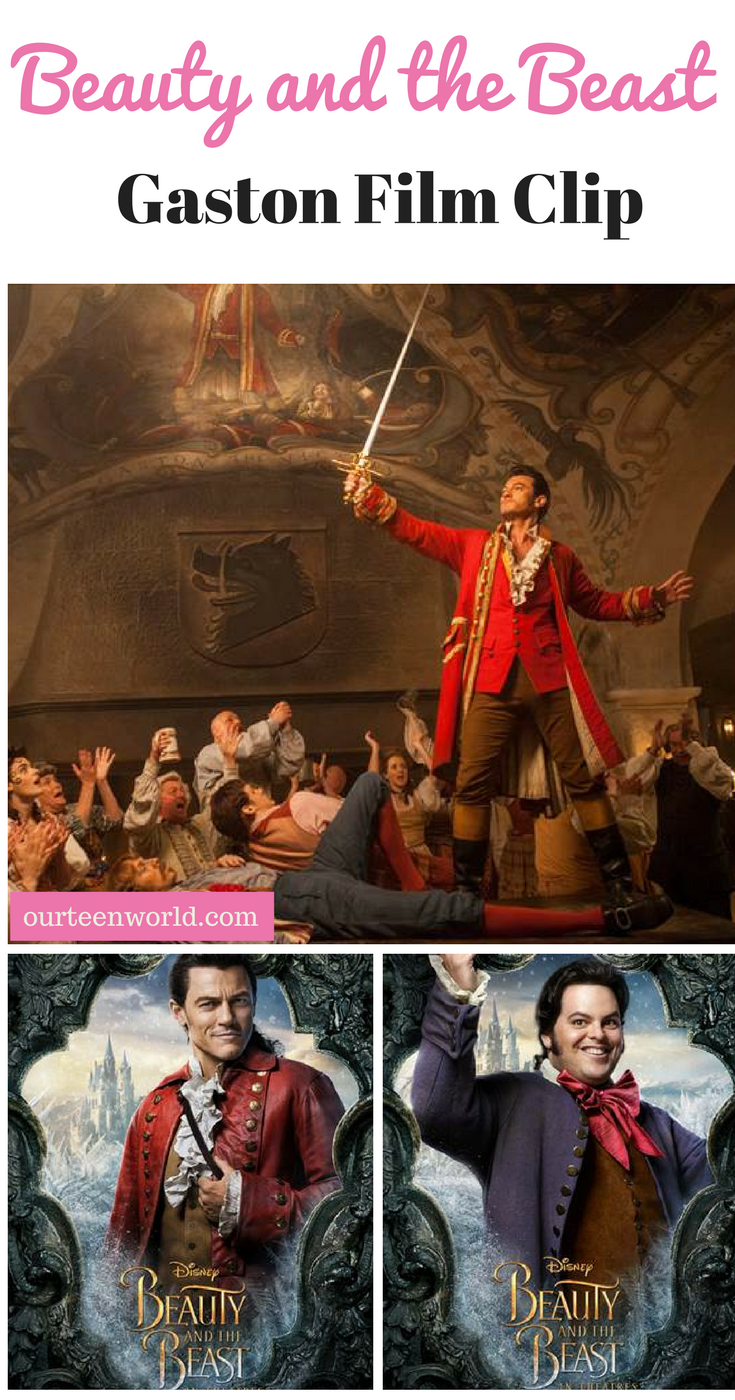 Beauty and The Beast First Look 'Gaston' Musical Number (Video)
