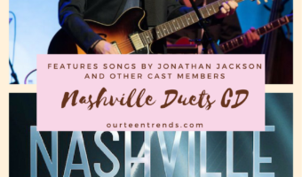 Nashville Duets CD Release: Features Songs By Jonathan Jackson and Other Cast Members
