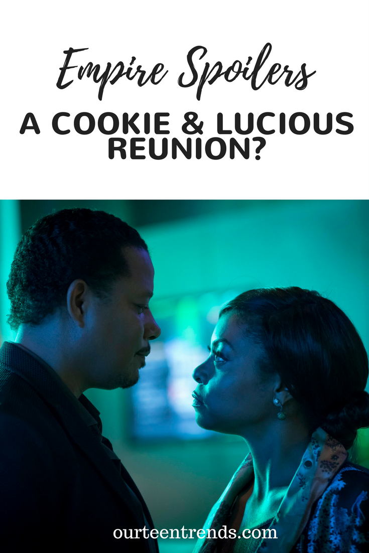 Empire Season 3 Spring Premiere Spoilers: Cookie And Lucious Share Passionate Kiss –Destined For Reunion