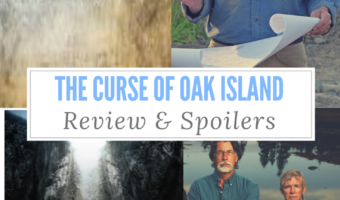 The Curse of Oak Island Review of 'Hyde Park & Seek' Spoilers 'Of Sticks and Stones'