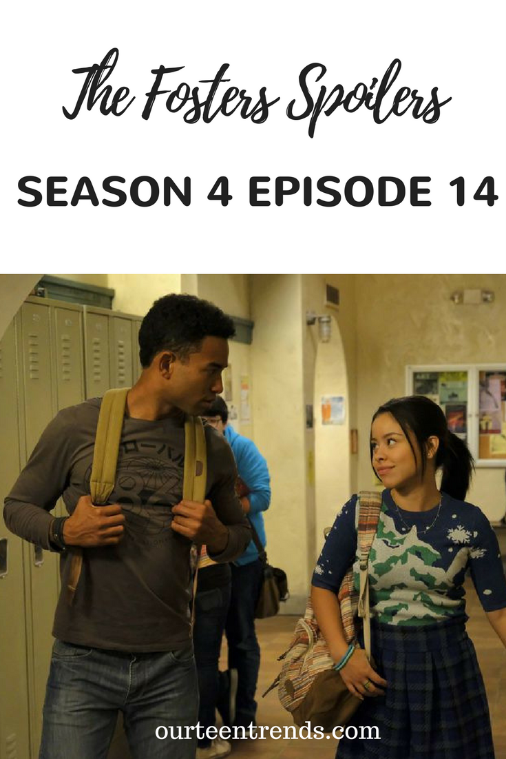The Fosters Spoilers Season 4 Episode 14: Jesus Copes With Brain Injury – Callie Faces Felony Charges And Jail Time