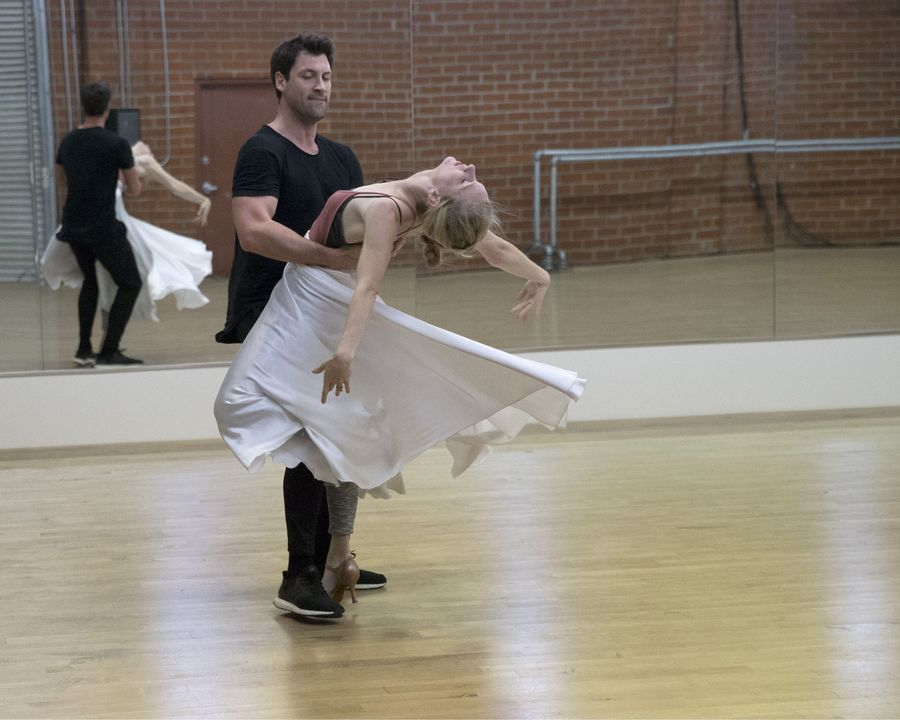 Should Heather Morris Compete On DWTS Considering Her Dancing Experience - Unfair Advantage?