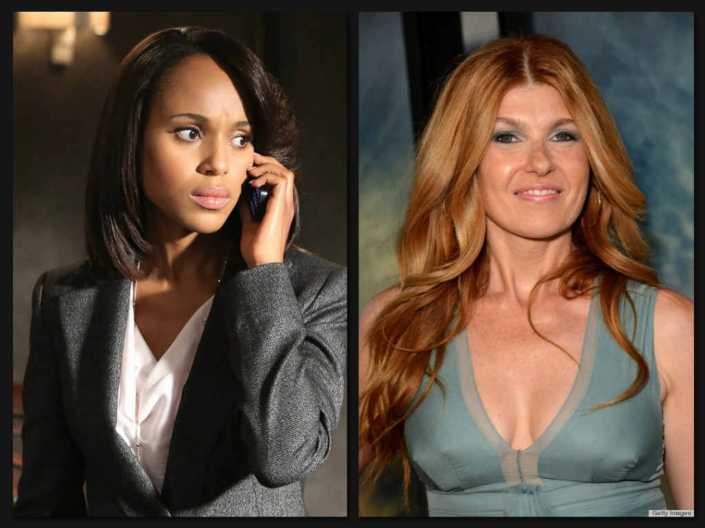 Scandal Producers Wanted Nashville's Connie Britton For Olivia Pope Role