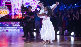 Dancing With The Stars Spoilers: Simone Biles Feeling Pressured To Repeat Laurie Hernandez's Success?
