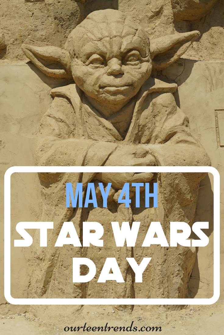 May 4 is Star Wars Day