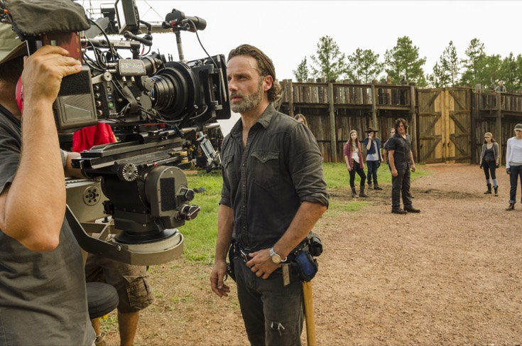 The Walking Dead Season 8 Spoilers: Andrew Lincoln Ready For Insane Season Ahead