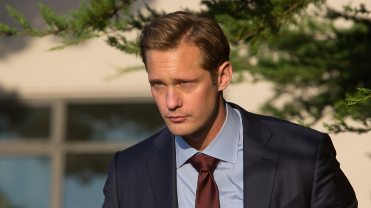 Alexander Skarsgard Worried About Being Typecast After 'Big Little Lies'