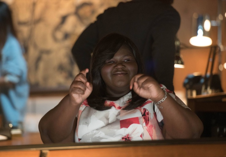 Empire Star Gabourey Sidibe Addresses Nia Long and Taraji P. Henson Feud Reports