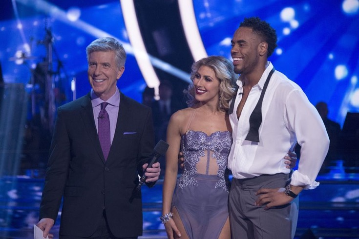 Dancing With The Stars Spoilers: Rashad Jennings Show's New Frontrunner?