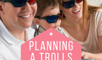 Planning a Trolls Movie Night