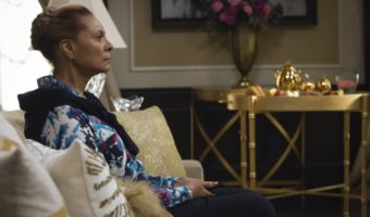 Empire Season 3 Spoilers: Lucious Biggest Feud Will Now Be With Mom Leah?
