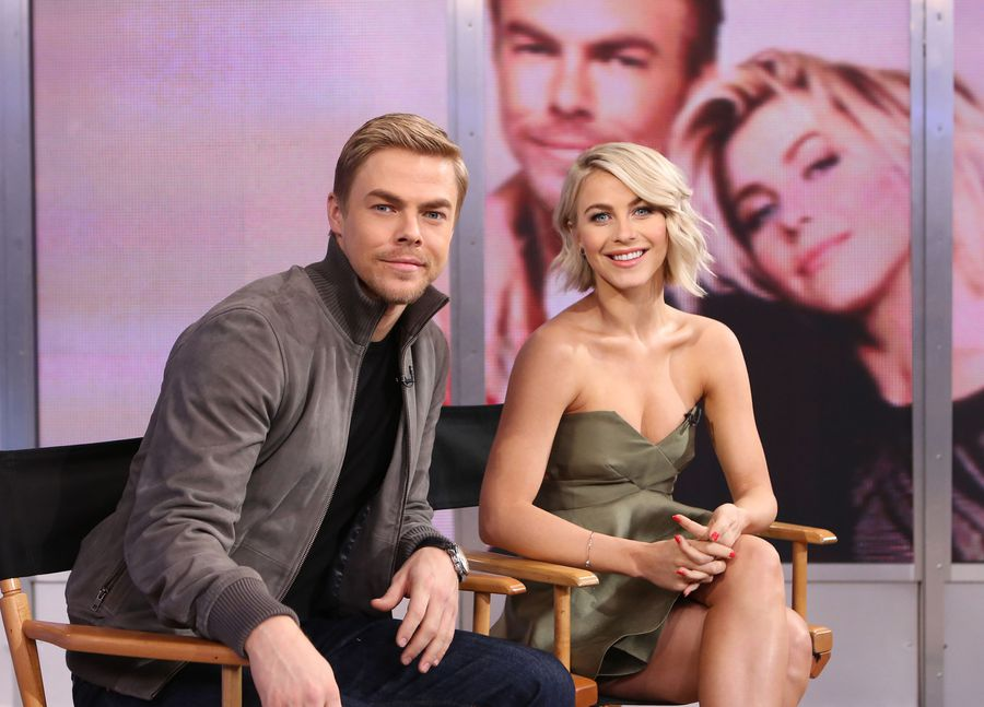 Derek Hough Feels Comfortable in New World of Dance Role
