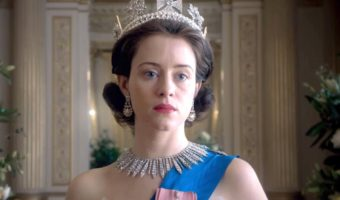 Here's How Makeup Artists Help Claire Foy Look Like The Real Queen Elizabeth